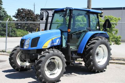 New Holland T5050 Tractor in KESWICK ON | Tractors