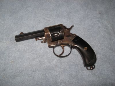 Antique Pistol In Mission Bc Guns