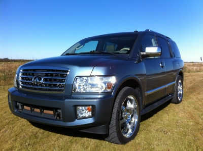 2008 infiniti qx56 in red deer ab suvs cansellall classifieds. Black Bedroom Furniture Sets. Home Design Ideas