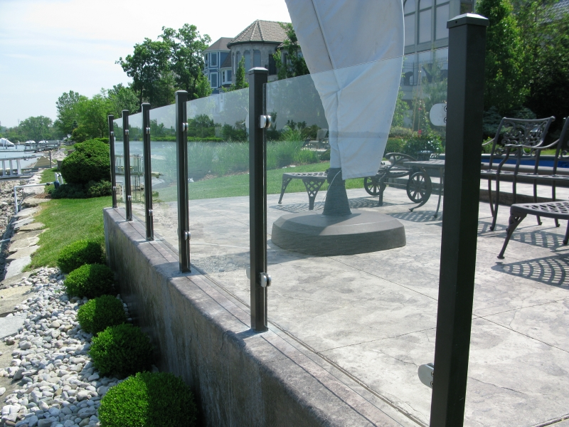 Aluminum Fence Amp Railing In Windsor On Spindles