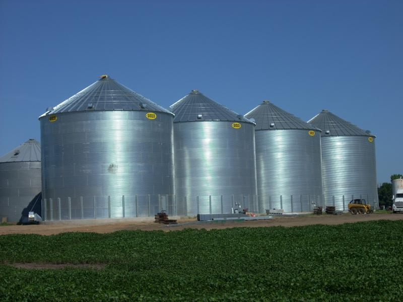Wanted Used Grain Bins In Canada Nc Grain Bins