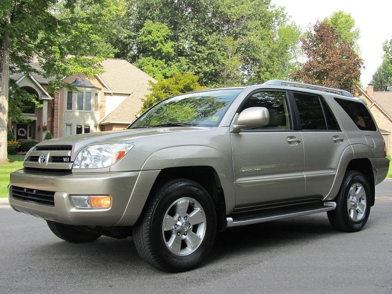 2004 toyota 4runner limited 4wd in houston tx suvs. Black Bedroom Furniture Sets. Home Design Ideas