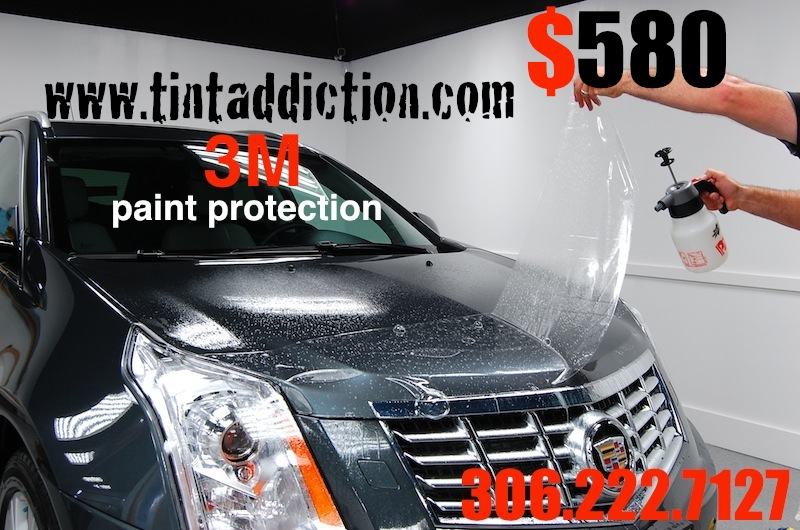M Paint Protection Film Kitchener