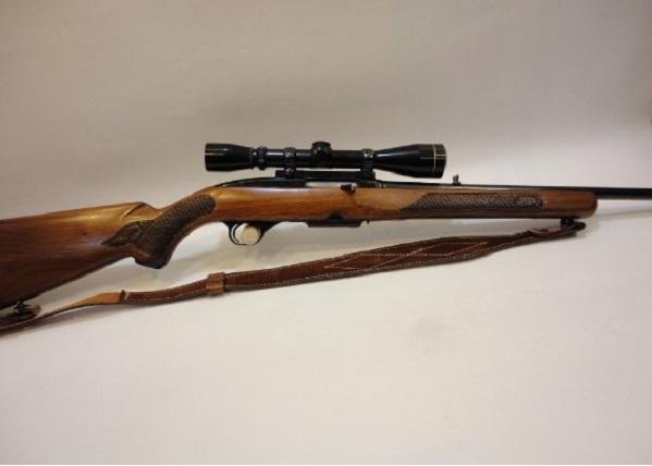 winchester model 100 284 leupold 3x9 scope in kelowna bc guns