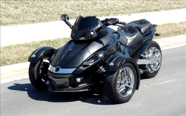 2008 Can Am Spyder 1000cc Mpg