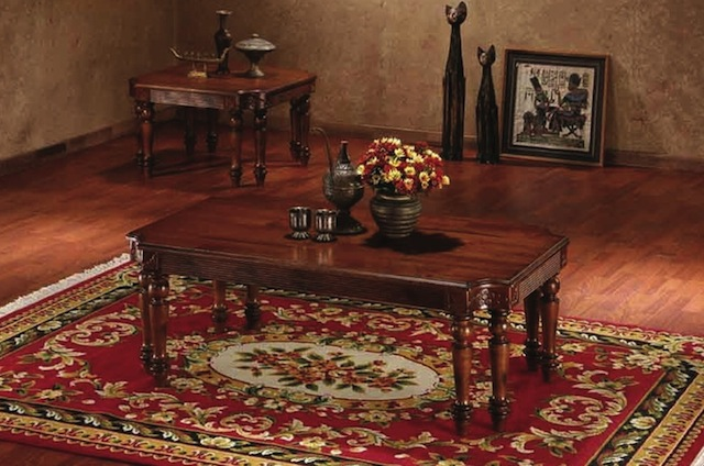 Brand New 3 Pcs Coffee Table Set Solid Wood Free Delivery