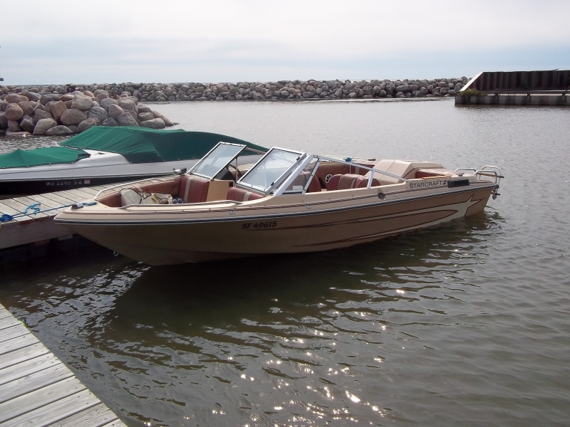 The Works Oakville >> 1985 Starcraft, Fiberglass, Sterndrive, 18' in Winnipeg MB | Boat | CanSellAll Classifieds
