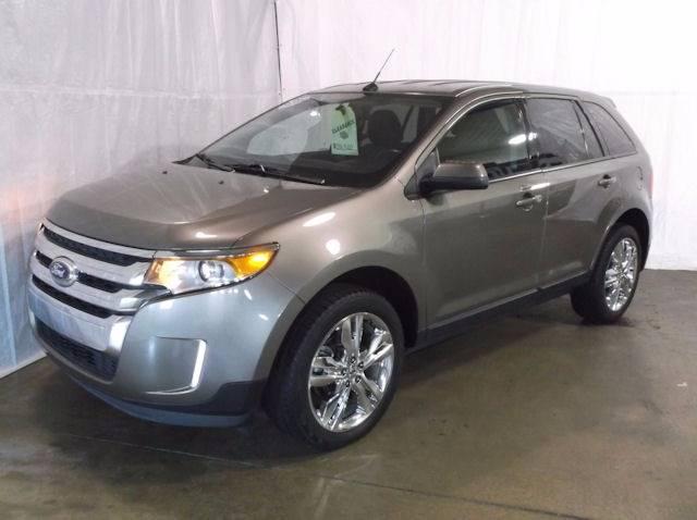 2014 Ford Edge Sel For Sale In Winnipeg Mb Suvs