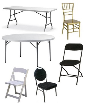 banquet tables wedding chairs chiavari chairs ywg in
