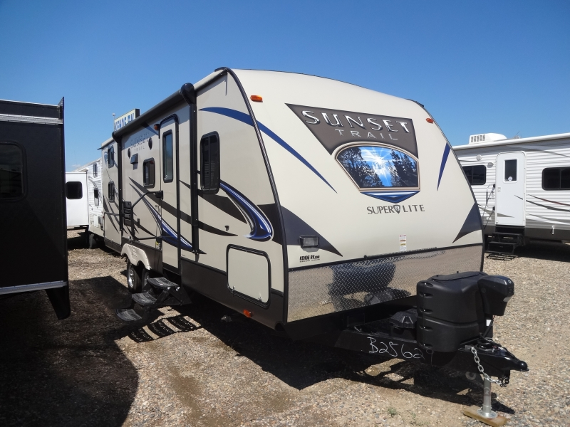 2015 Sunset Trail 240bh Kehoe Rv Saskatoon Sk In
