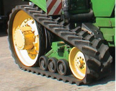 Agriculture Tracks And Pull Behind Track Systems In