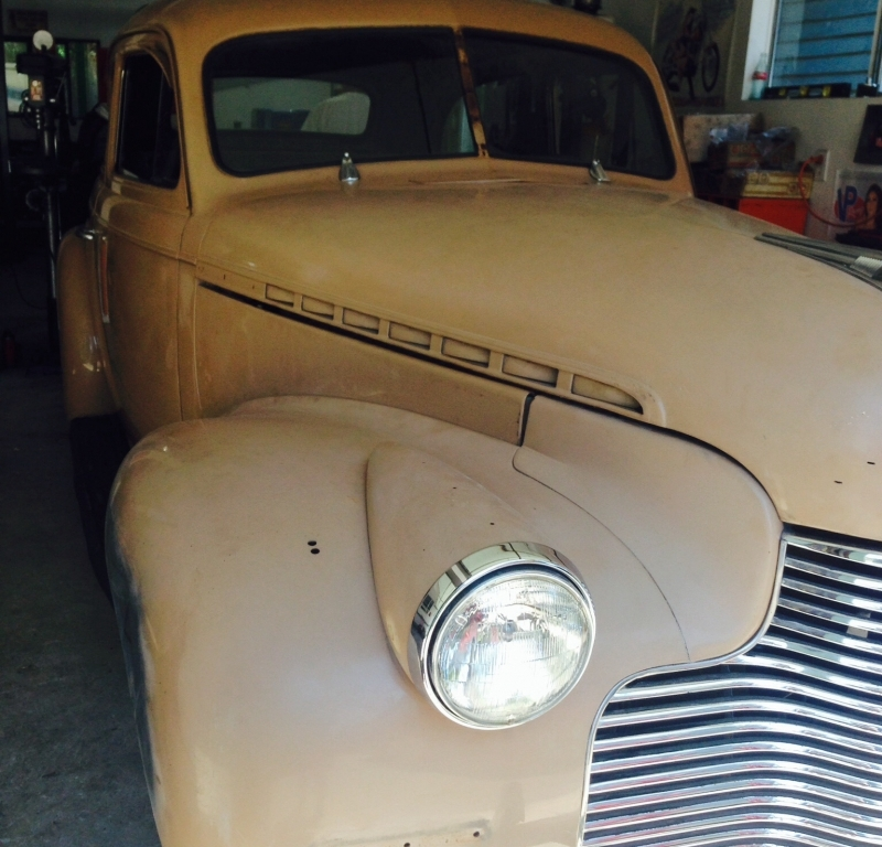 Sherwood Park Chev >> 1940 chev 2nd sedan in Delta BC | Restorable / Antique Vehicles | CanSellAll Classifieds