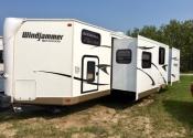2013 Rockwood Windjammer 3006WK