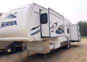 2007 Sierra 355RLT