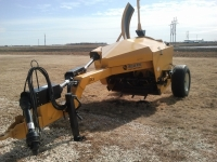 Wolverine Rotary Ditcher