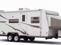 2008 Hybrid Rockwood Roo 19 by Forest River.