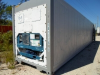 2005 A PLUS 40 REEFER CONTAINERS CARGO CONTAINERS