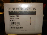Leupold Mark 4 6.5-20x50mm