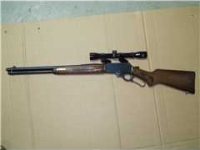 Marlin 336 30-30 Win w/Scope