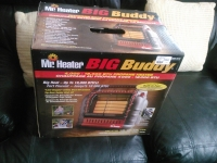 Big Buddy Heater BNIB
