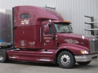 2007 Double Bunk high rise Intl 9400