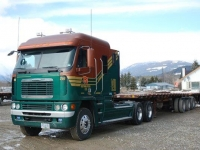 2003 Cab-Over Freightliner