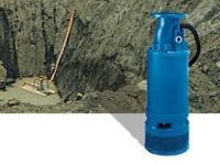 Tsunami submersible pump