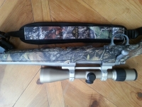 REMINGTON 300 mag Model-700 Rifle with 3-10 Weaver Scope