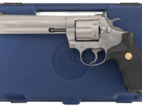 Colt King Cobra Double Action 357 Magnum Revolver with Case