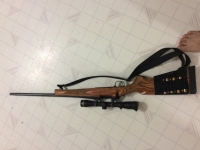 300rsaum lamated stock vx111 scope