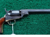 EXTREMELY RARE 1849 WELLS FARGO PERCUSSION PISTOL