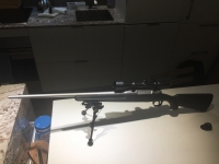 Savage Axis II .308 win with Scope and bipod