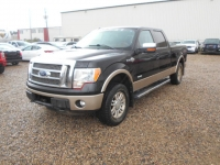 2011 Ford F150 4WD