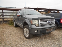 2011 Ford F150 Platinum 4WD
